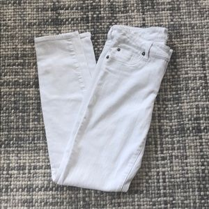 Kut from the Kloth White Jeans Size 6